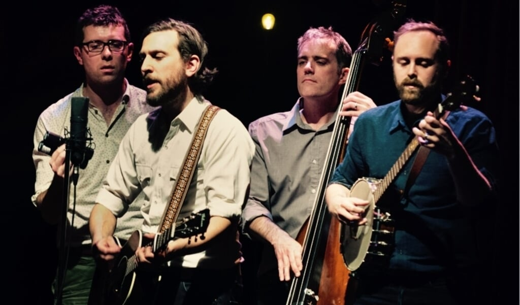 De Canadese indiefolkband Great Lake Swimmers.  (beeld Robert Ciolfi)