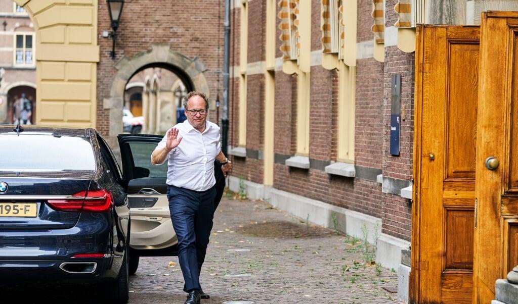 Minister Wouter Koolmees van Sociale Zaken en Werkgelegenheid  (beeld anp / Phil Nijhuis)