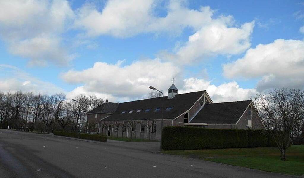 Kerkgebouw van de Oud Gereformeerde Gemeente in Geldermalsen.  (beeld wikipedia)