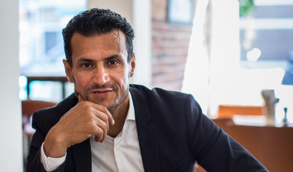 DENK-fractievoorzitter Farid Azarkan.  (beeld Ron Beenen)