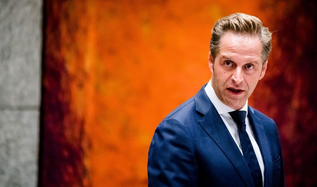 <p>Hugo de Jonge</p>  (beeld anp / Bart Maat)
