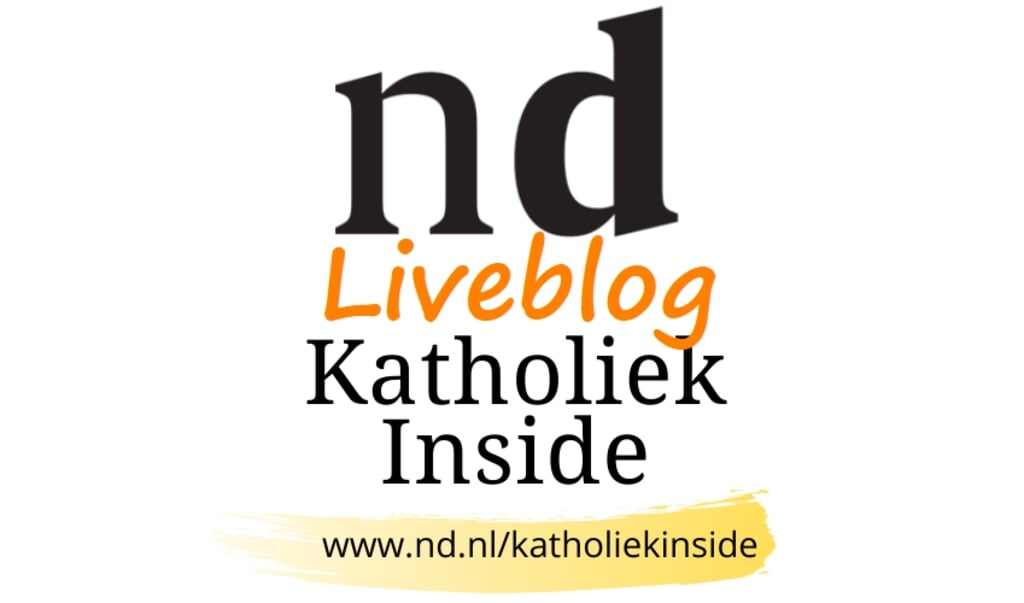 Liveblog Katholiek Inside  (beeld nd)