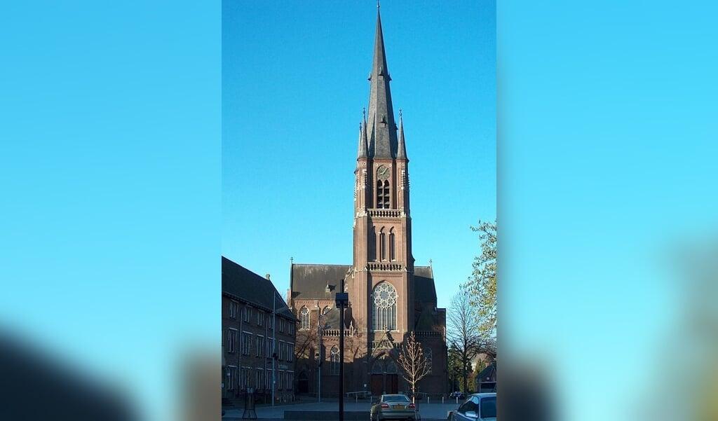 <p>Heilige Maria Presentatiekerk (Asten)</p>  (beeld Wikipedia)