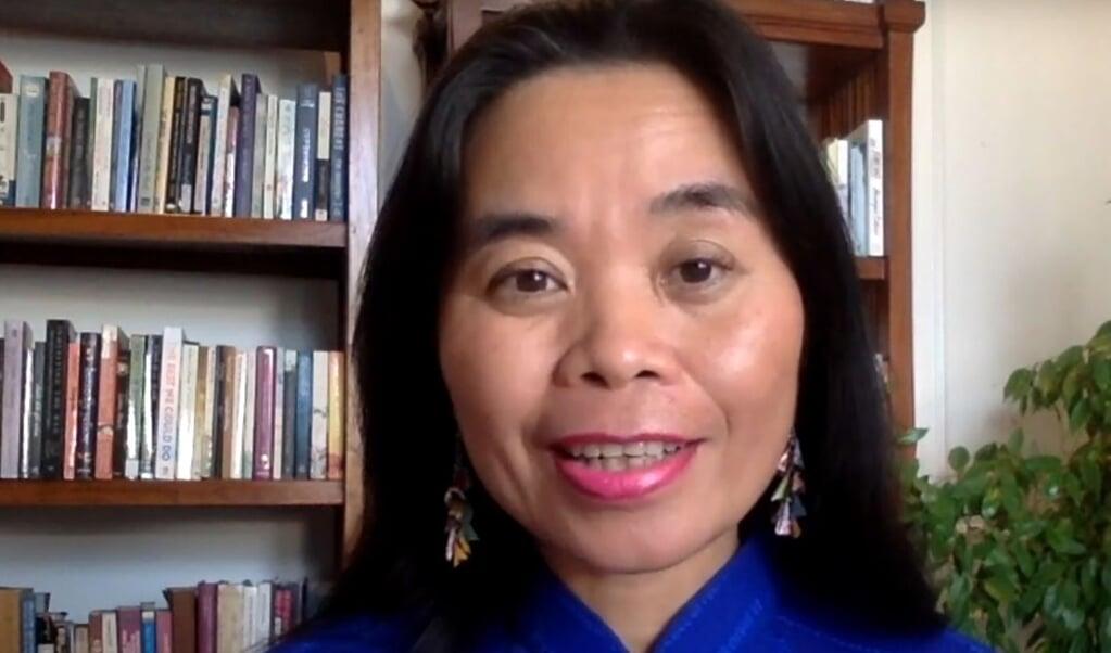 Nguyen Phan Que Mai  (beeld youtube)