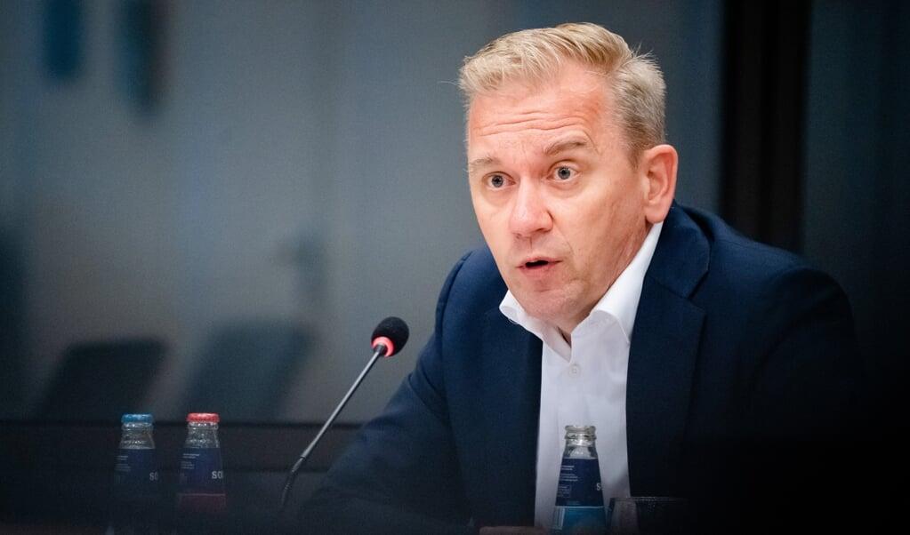 Het wetsvoorstel van CU-Kamerlid Eppo Bruins lijkt brede navolging te krijgen.  (beeld anp / Bart Maat)