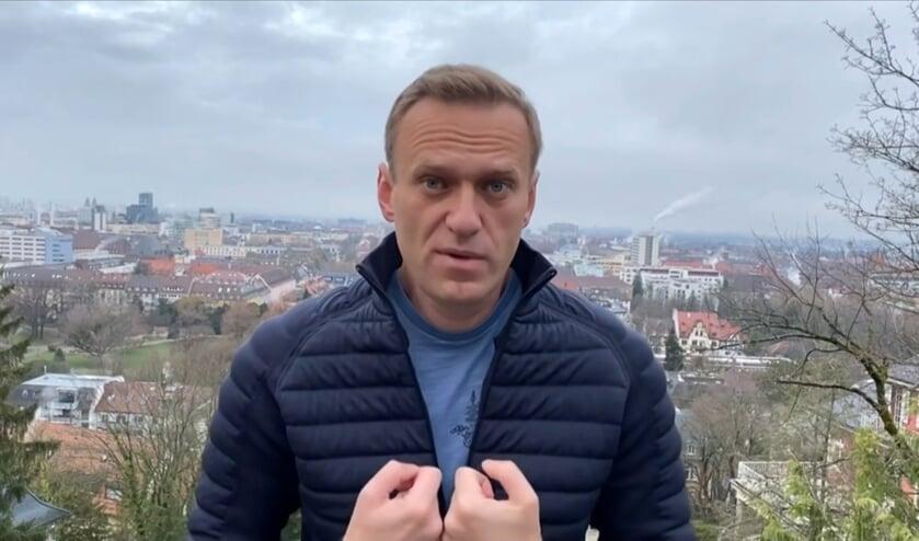 Aleksej Navalny  (beeld afp)