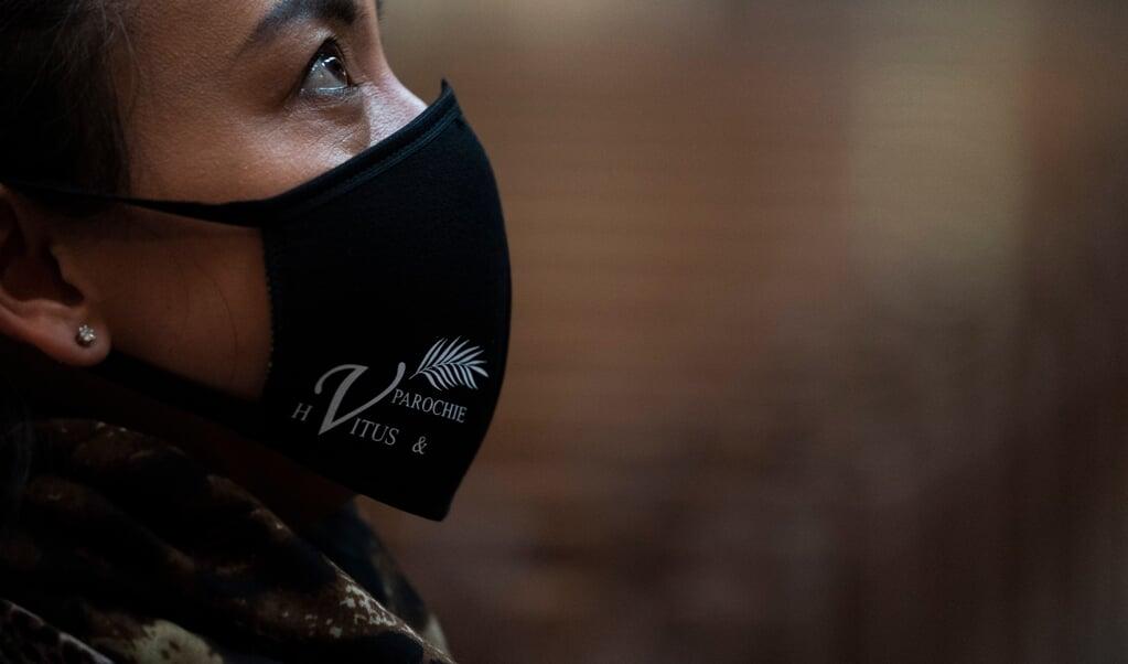 Maar weinig gelovigen geven aan dat de coronapandemie hun geloof negatief heeft beïnvloed, blijkt uit onderzoek van Pew Research in veertien landen.   (beeld anp / Jeroen Jumelet)