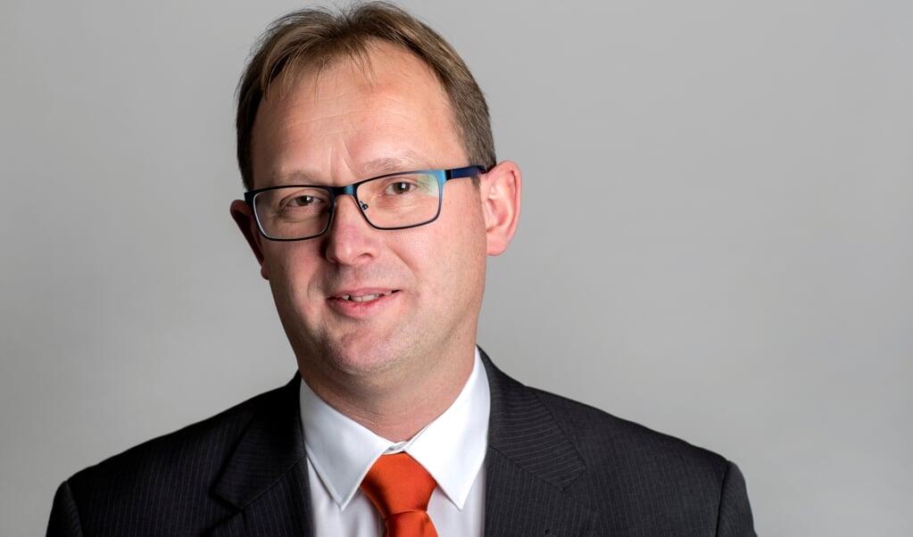 Bert-Jan Ruissen  (beeld anp / Sander Koning)