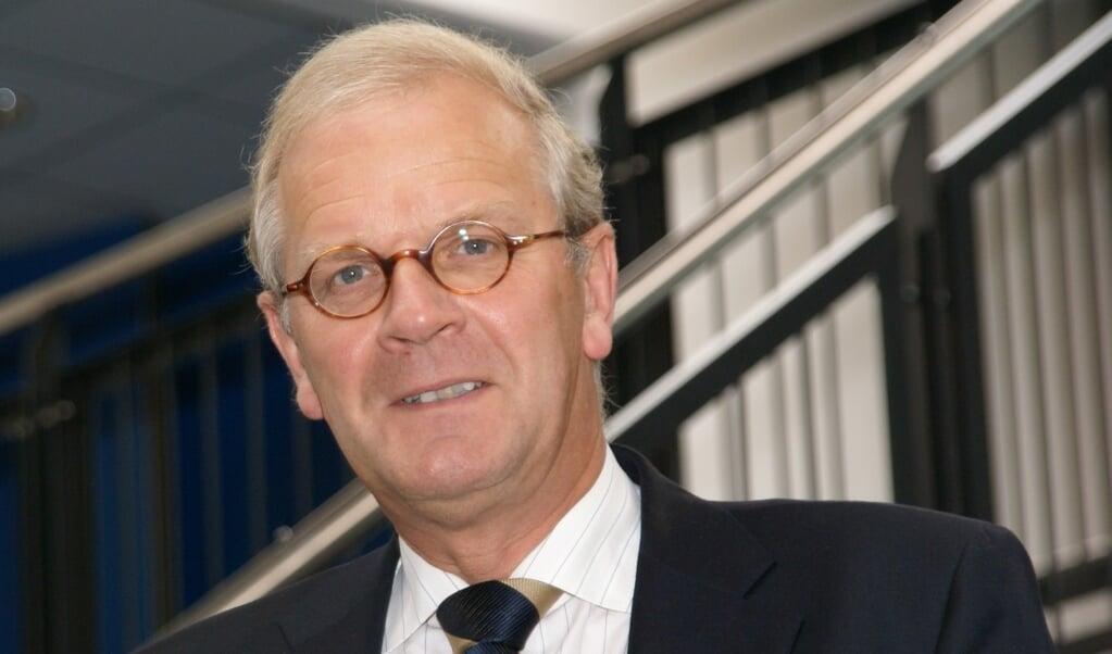 De aanstaande SGP-partijvoorzitter Dick van Meeuwen.  (beeld nd)