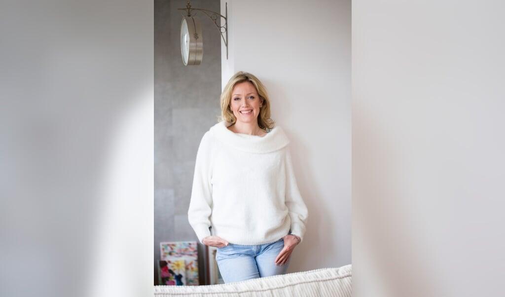 Jacqueline van Lieshout  (beeld Marjolein Volmers)