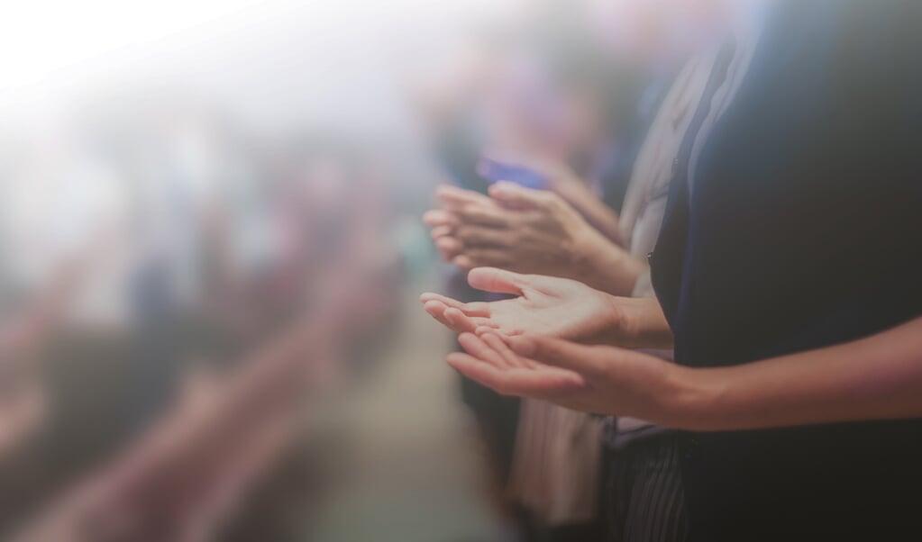 Gebed  (beeld Getty Images/iStockphoto)