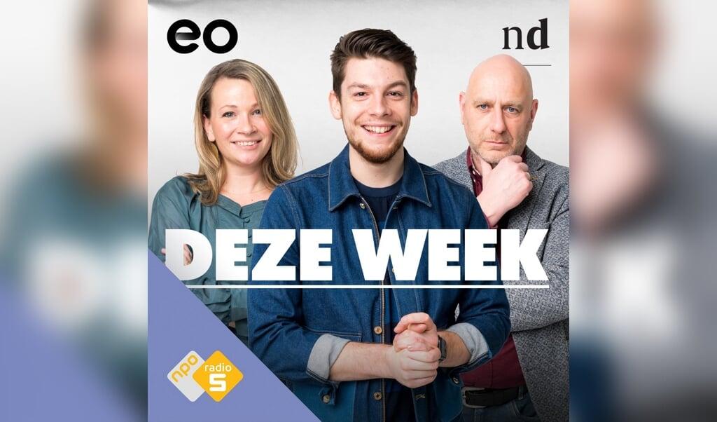 podcast Deze Week  (beeld ND)