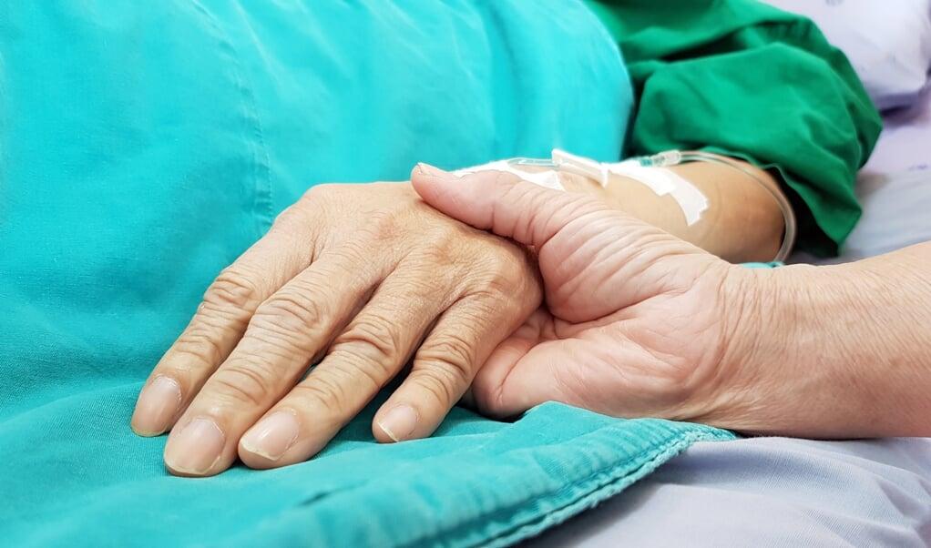 Het zeker interessant is om meer te weten over de gevallen waarin een verzoek om euthanasie niet tot uitvoering leidt.  (beeld istock)