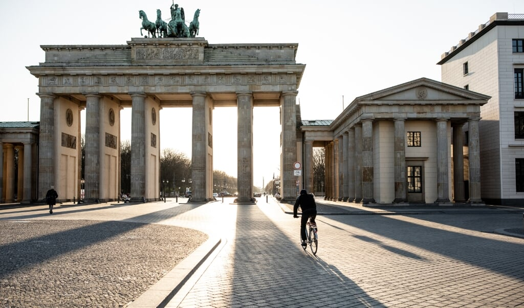 Voor de oorlog woonden er 175.000 Joden in Berlijn. Nu wordt het aantal Joodse inwoners in de stad rond de 40.000 geschat.  (beeld istock)