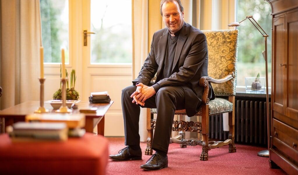 Pastoor Jurgen Jansen  (beeld Rikkert Harink)