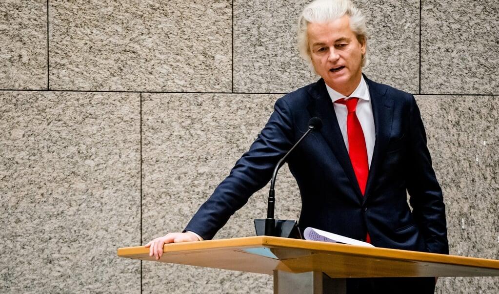 Geert Wilders   (beeld anp / Bart Maat)