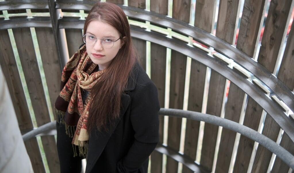 Maria spande een rechtzaak aan tegen het Rijnstate Ziekenhuis om de identiteit van haar biologische vader te achterhalen.  (beeld Dick Vos)