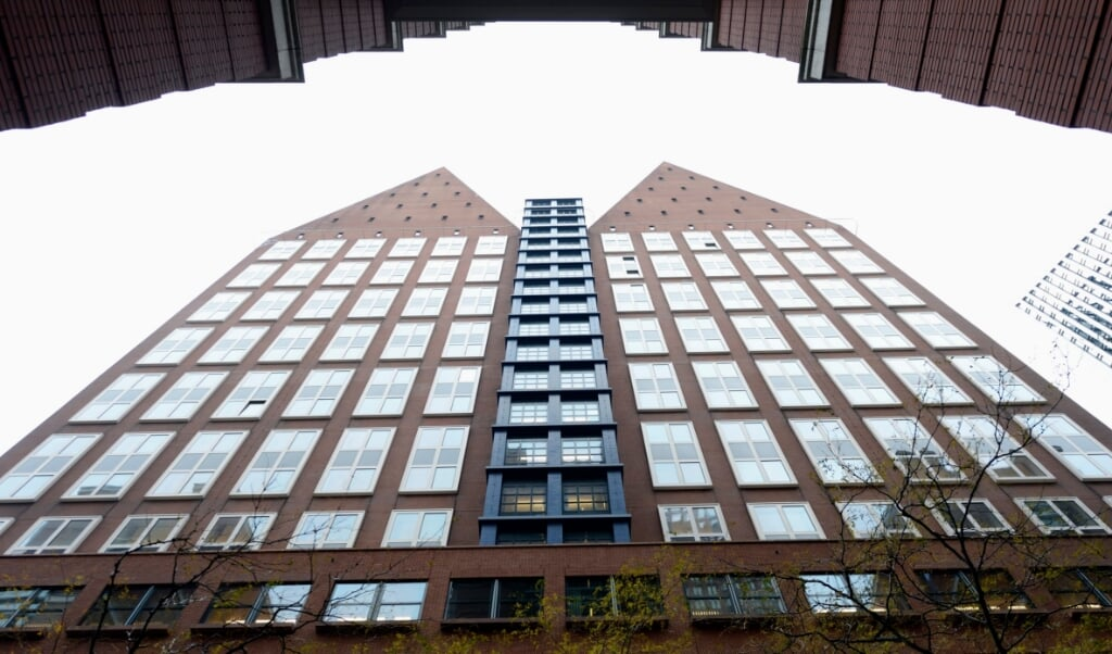 Het ministerie van Volksgezondheid, Welzijn en Sport.  (beeld anp / Lex van Lieshout)