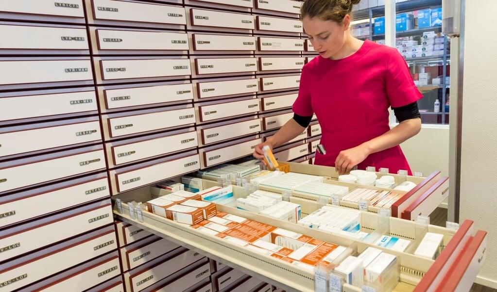 Antibiotica worden gebruikt bij infecties die worden veroorzaakt door bacteriën.  (beeld / Lex van Lieshout)