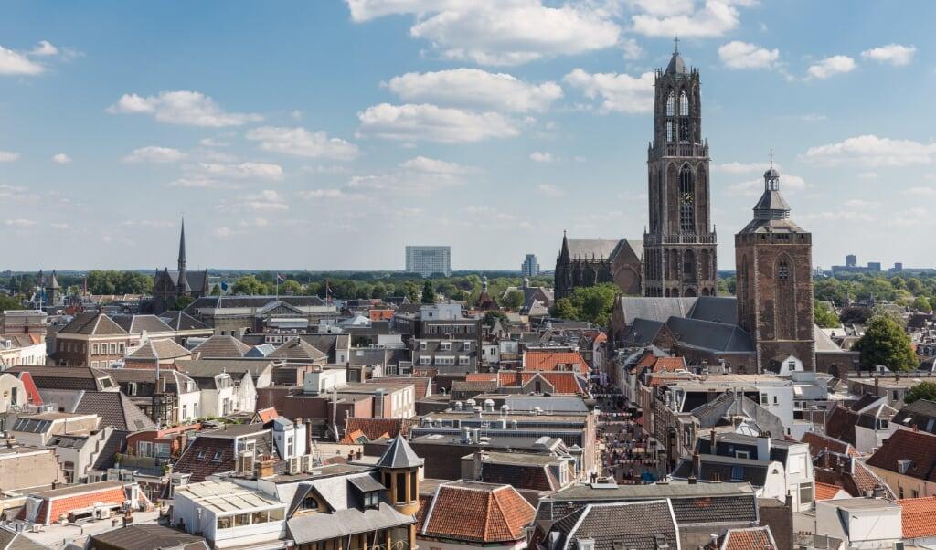 Utrecht  (beeld istock)
