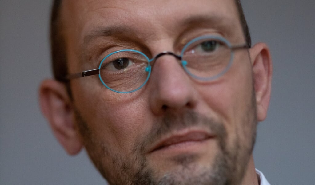 Ruard Ganzevoort  (beeld Peter Boer)