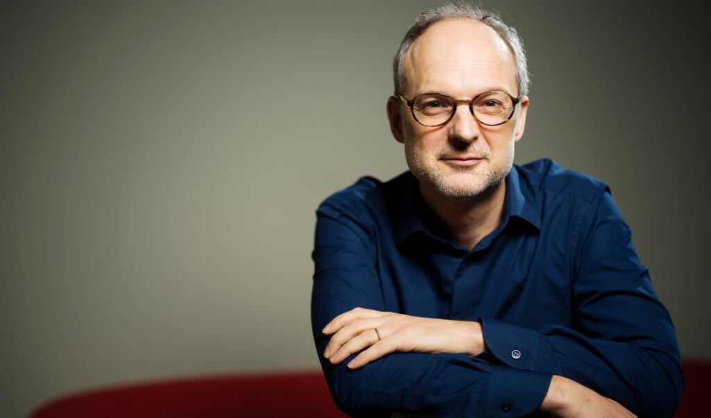 Christiaan Alberdingk Thijm: 'In eerste instantie lag mijn empathie bij de spermadonor.'  (beeld Merlijn Doomernik)
