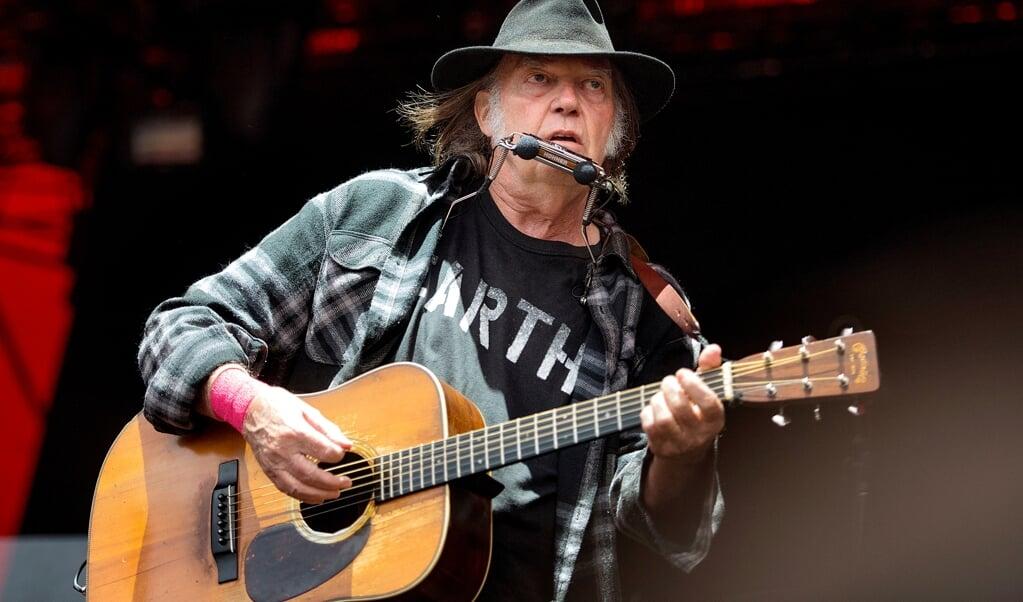Neil Young  (beeld epa / Nils Meilvang)