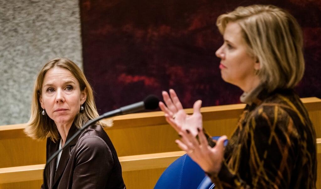 Staatssecretaris Van Veldhoven  (beeld anp / Bart Maat)