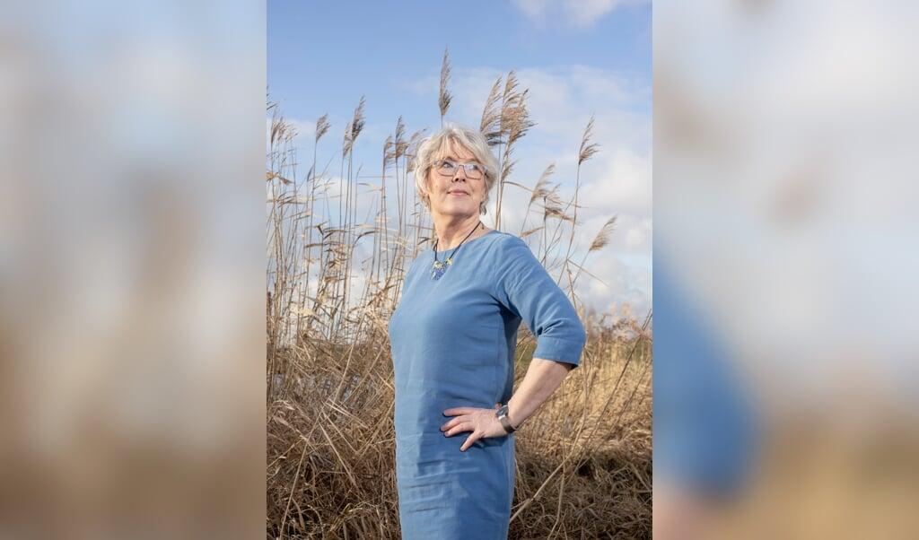 Heleen Zorgdrager  (beeld Niek Stam)