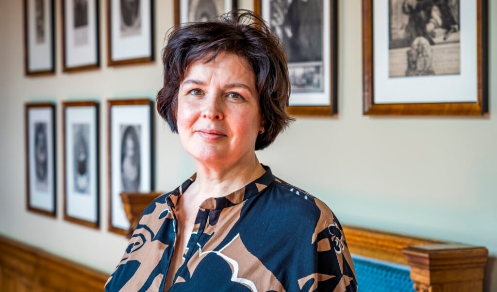 Tineke Huizinga (nu senator voor de ChristenUnie) was tussen februari en oktober 2010 de laatste (waarnemend) minister van VROM.   (beeld anp / Lex van Lieshout)
