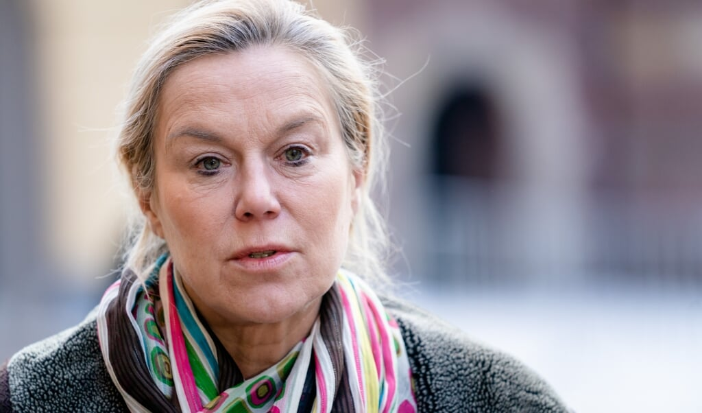 Sigrid Kaag  (beeld anp / Bart Maat)