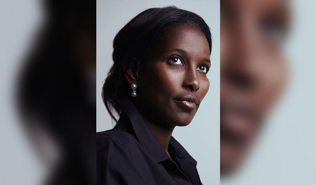 Ayaan Hirsi Ali  (beeld Michael Myer)