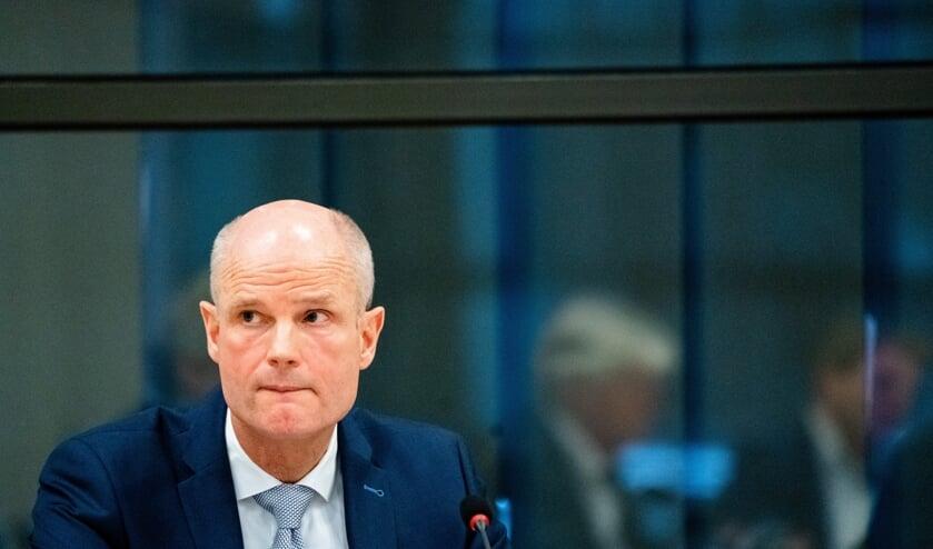Demissionair minister Stef Blok  (beeld anp / Bart Maat)