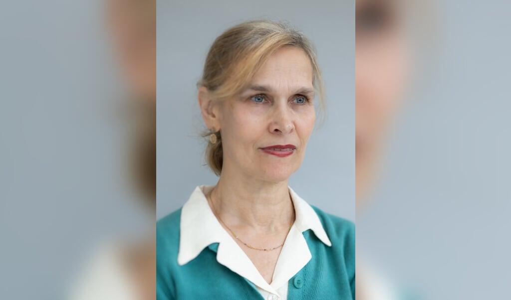 Bettine Vriesekoop  (beeld Peter Boer)