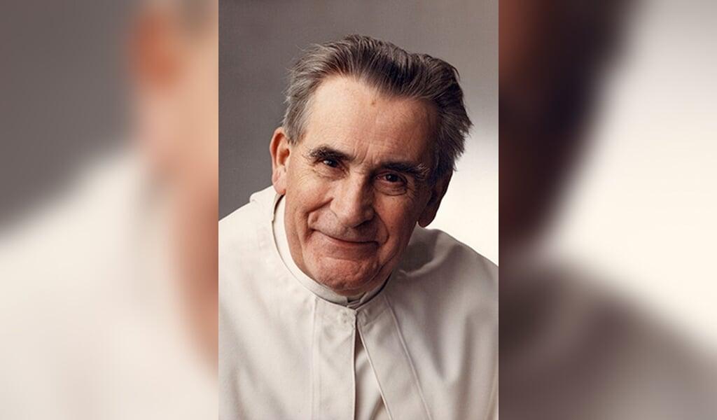 Pater Werenfried van Straaten  (beeld wikipedia)