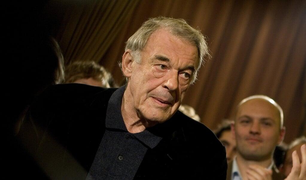 Hans van Mierlo in 2006.  (beeld anp / Koen Suyk)
