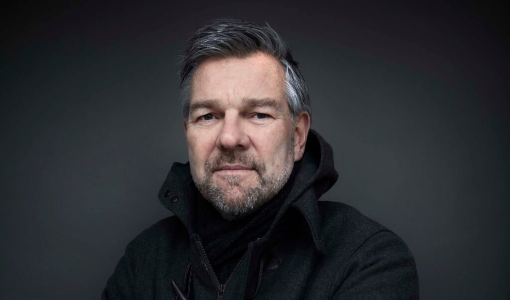 Marc Kaptein, medisch directeur van Pfizer/BioNTech.  (beeld Kiki Groot)