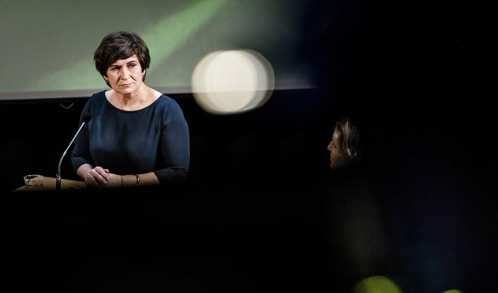 Lilianne Ploumen  (beeld anp / Remko de Waal)