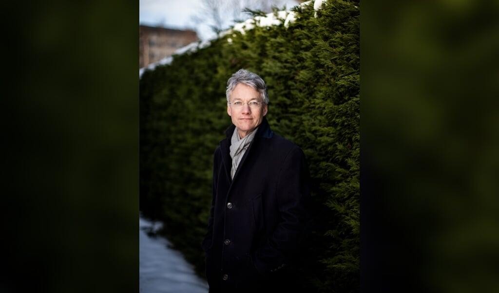 Maarten Camps: 'De eerste ronde hebben we voor 2,6 miljoen mensen het loon doorbetaald, dat was niet gelukt als we allemaal finesses hadden toegevoegd.'  (beeld Jiri Büller)