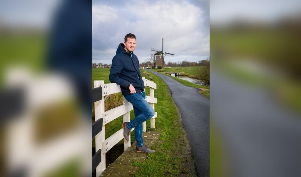 Christan Verwoerd: 'Ik heb twee missies: Gods koninkrijk bekendmaken aan iedereen en gelovigen toerusten.'  (beeld Richard van Hoek)