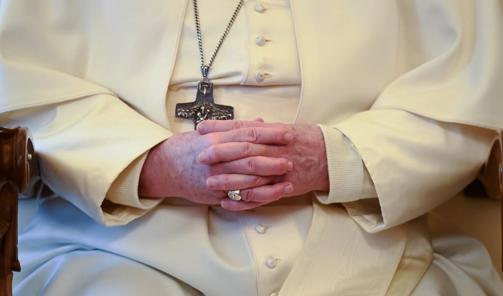 beeld Vatican Media / afp