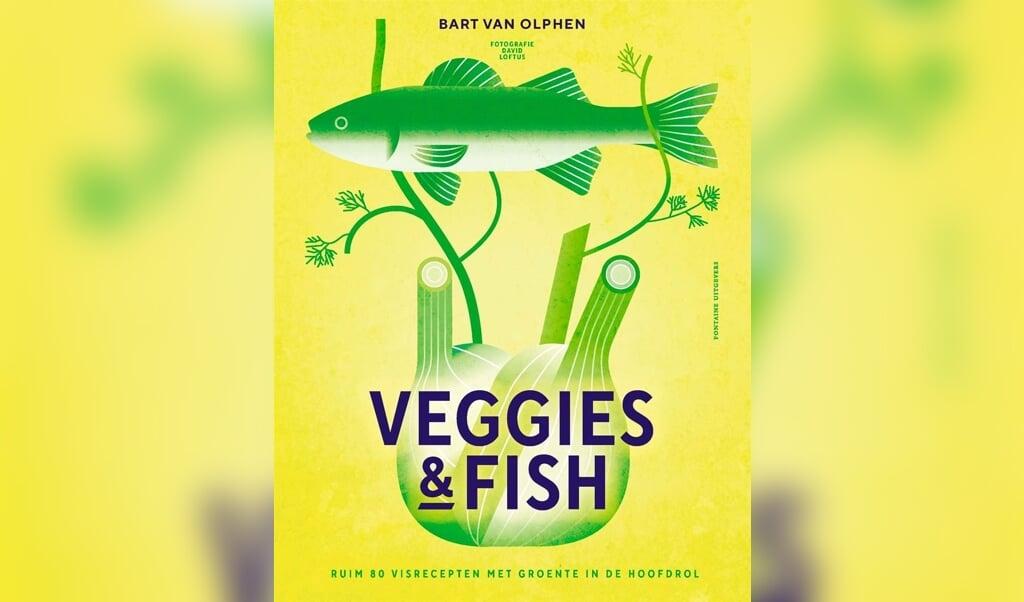 Omslag van Veggies & Fish  (beeld nd)