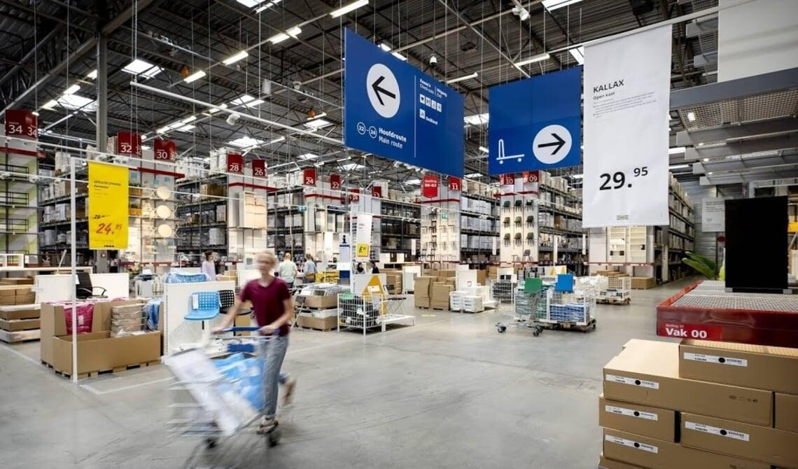 Ikea Laat Klanten Niet Winkelen Op Afspraak Nederlands Dagblad