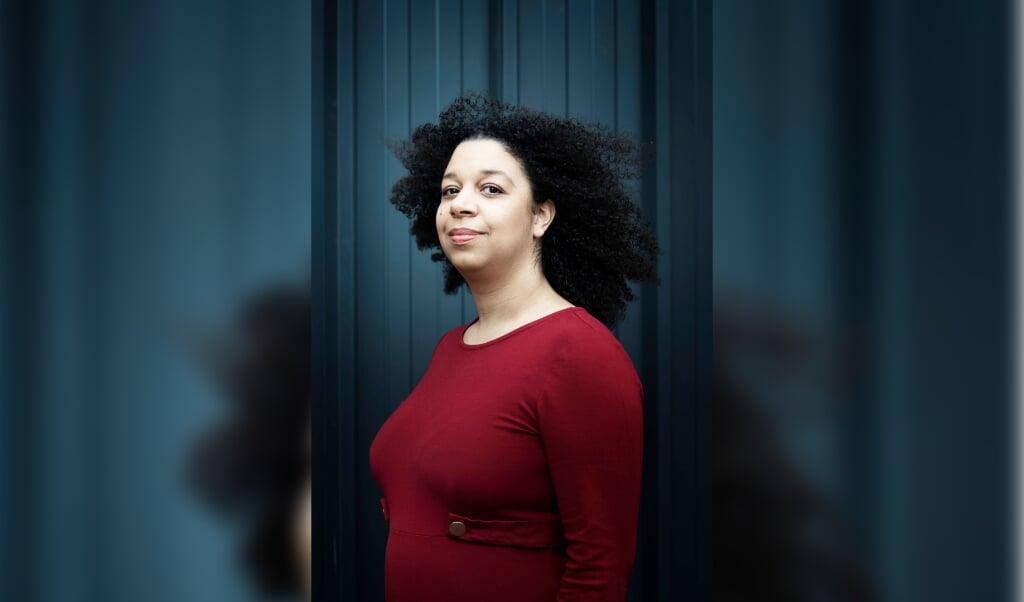 Nathalie Nede van de ChristenUnie haalde het rapport van de Universiteit Tilburg boven water. 'Mijn vertrouwen is geschaad, en ik weet niet of dat nog goed komt.'  (beeld Kiki Groot)