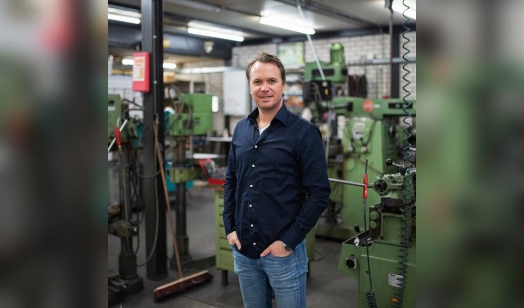 CEO van Egripment Philippe Tresfon.  (beeld Sabine van Wechem)