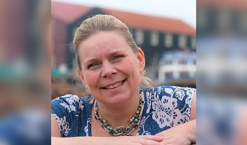 Annelie Jager  (beeld Jeroen Stel)