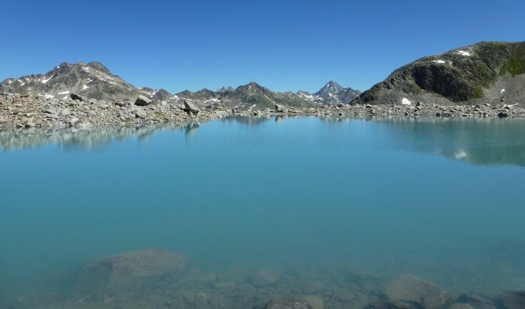 Zwitsers bergmeer  (beeld Bärbel Zierl)