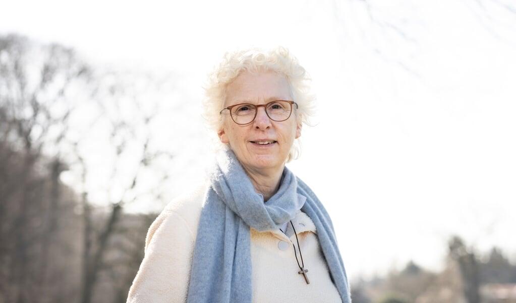 Zuster Astrid Broeders  (beeld Niek Stam)