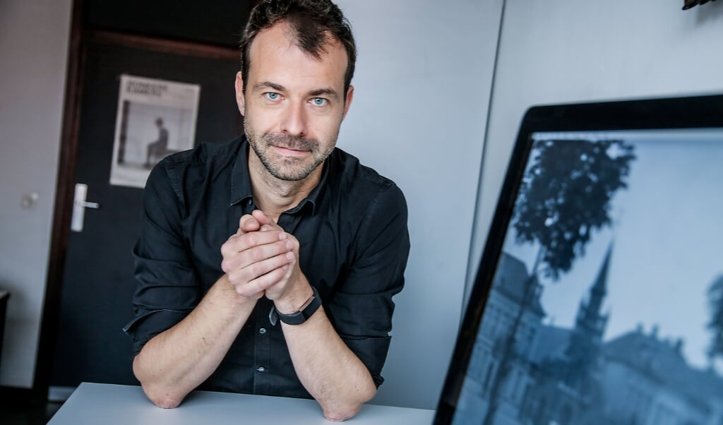 Filip Raes: 'Blijven piekeren levert alleen maar dubbele ellende op.'  (beeld Rob Stevens)