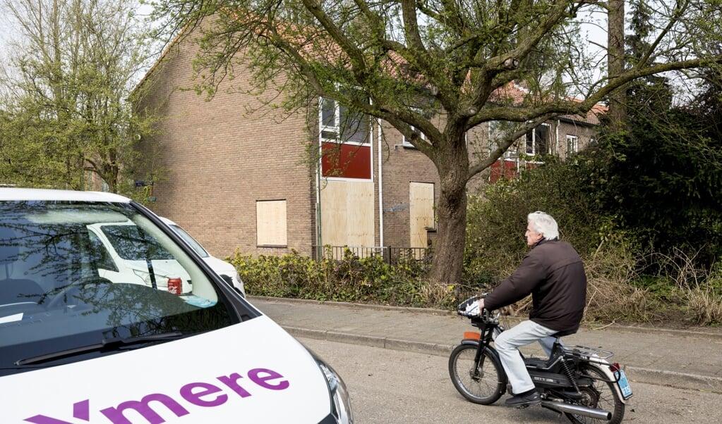 Woningbouwvereniging Ymere verkoopt een huurwoning in het gewilde Oud-Zuid.  (beeld anp / Niels Wenstedt)